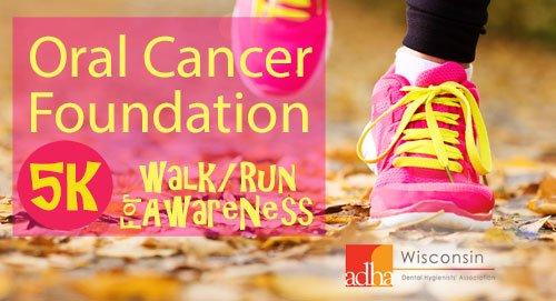 Wisconsins WIDHA Oral Cancer Foundation Run/Walk