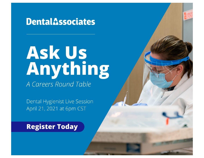 Dental Associates - Ask Us Anything 1