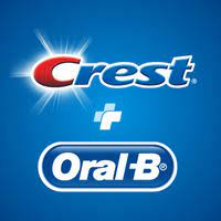 crest oral b logo