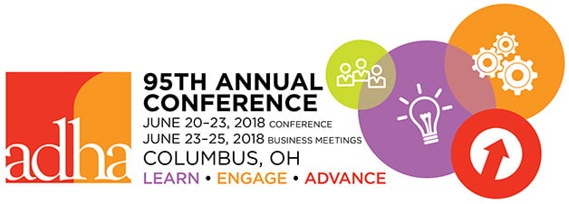 ADHA 95th Annual Conference 1