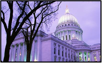 WIDHA Visits the Capitol