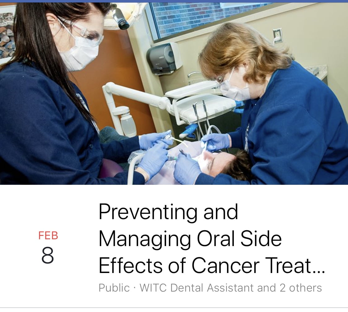 Preventing and Managing Oral Side Effects of Cancer Treatment 1