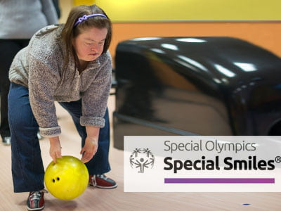 Special Olympics -Bowling - MedFest - Wausau 1