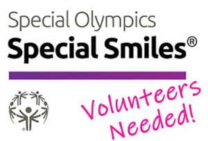 Wisconsin Special Smiles Volunteers Needed!
