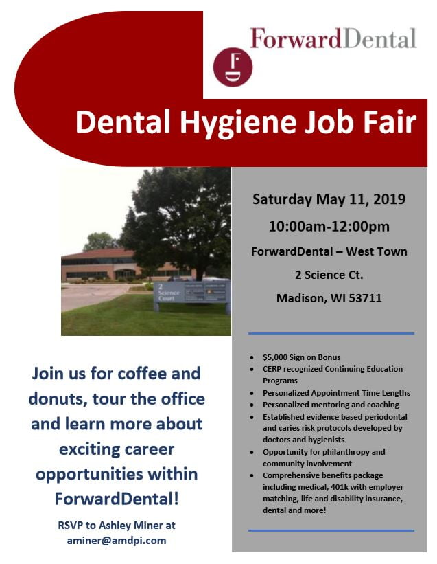 Dental Hygiene Job Fair 1