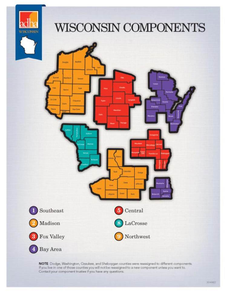 Wisconsin Dental Hygienists' Association, WI-DHA